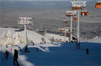 Lyžařské středisko Zieleniec